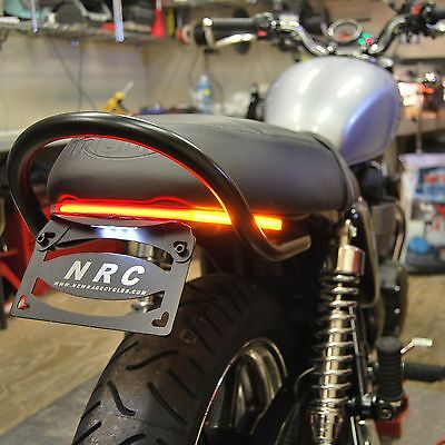 Triumph Bonneville / Scrambler Fender Eliminator Kit - New Rage Cycles