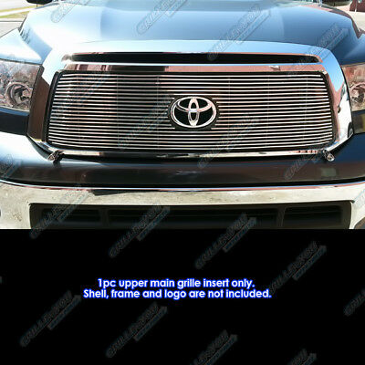 Fits 2010-2013 Toyota Tundra Billet Grille Grill Insert 2011 2012