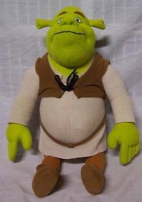 "NICE SHREK THE OGRE 17"" Plush STUFFED ANIMAL Toy"