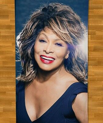 Tina Turner Beach Towel NEW I Don't Wanna Lose You Proud Mary Tour