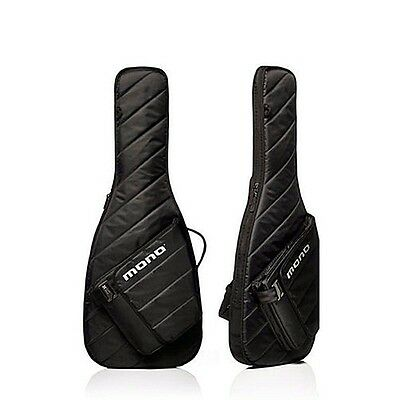 Mono M80-SEG-BLK Slim Lightweight Electric Guitar Sleeve Protective Case Black