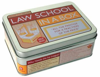 Law School in a Box : All the Prestige for a Fraction of the Price (2007,...