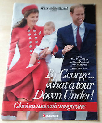 New Mail on Sunday Prince George Souvenir Magazine - By George...Tour Down Under