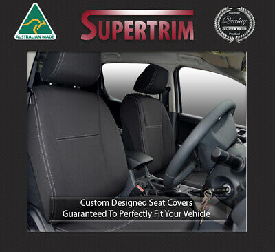 Ford Px Ranger Front Premium Neoprene Waterproof Seat Covers - Airbag Safe!