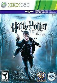 Harry Potter and the Deathly Hallows: Part 1  (Microsoft Xbox 360, 2010)
