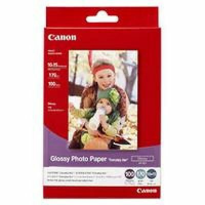 Canon GP-501 4x6 (10x15cm) Glossy Photo Paper (100 Sheets)