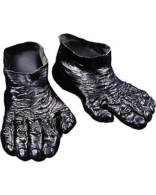 Morris Costumes Accessories & Makeup Hands & Feet Feet Gorilla. DU972