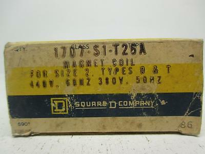 Square D 1707-S1-T26A Magnet Coil Lot of 4