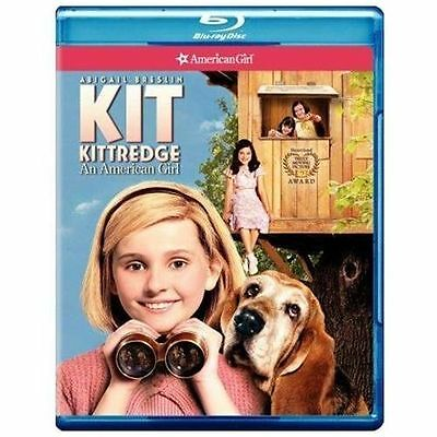 Kit Kittredge: An American Girl [Blu-ray] by Abigail Breslin, Julia Ormond, Chr