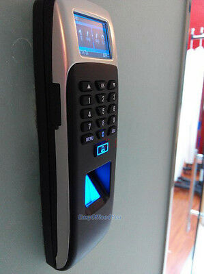 Outdoor IP65 waterproof Fingerprint access control and time attendance terminal