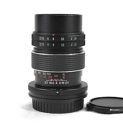 Primax 135mm f/3.5 10 Blades HQ Manual Portrait Lens for Canon EOS EF TEST SHOTS