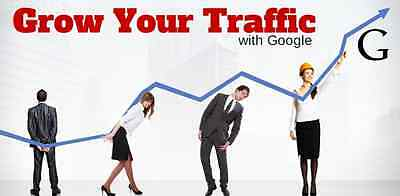 Lifetime Google Website Traffic