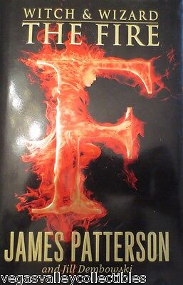 The Fire 3 by James Patterson and Jill Dembowski (2011, Hardcover) Small Size
