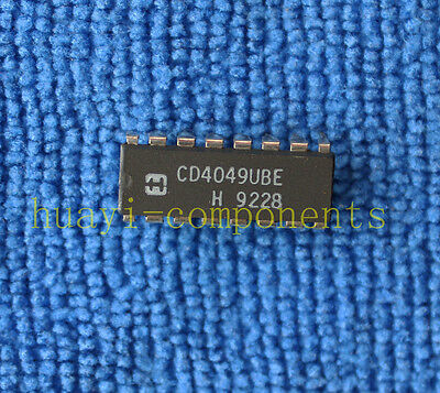 5Pcs CD4050BE CD4050 4050 Hex Buffers Converters CMOS to DTL TTL DIP-16