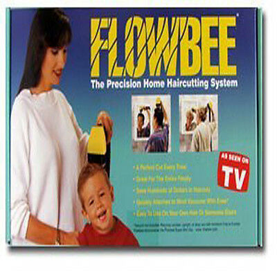 FLOWBEE HOME HAIR CUTTER HAIRCUTTING SYSTEM BRAND NEW NEVER OPENED WORKS GREAT