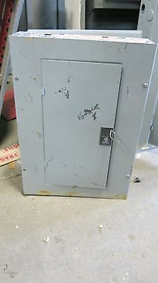 GE 125 Amp Main Lug 120/208V 12 Circuit Load Center- E1441