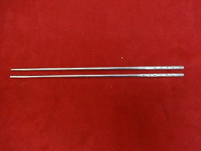 Pair of Sterling Silver Chop Sticks