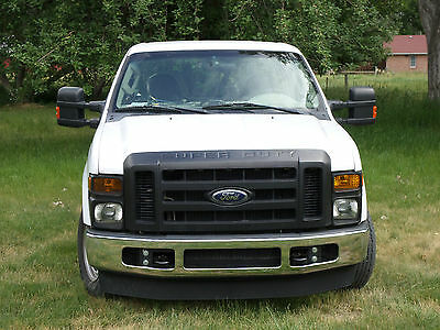 Ford : F-250 xl package Ford super diesel twin turbo 8 foot bed F250 heavy duty xl work truck leather
