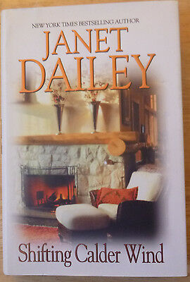 Shifting Calder Wind by Janet Dailey (2003, Hardcover)