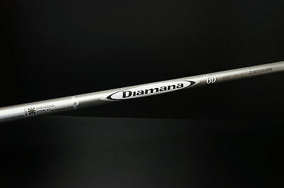 2015 Diamana D+ White 60 X Flex TaylorMade Golf R11s TP Driver Shaft - NEW