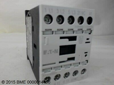 Eaton Contactor  -  Xtce009B01A  - 110/50  120/60 -  3 Pole - 250 Vdc - 20A -New