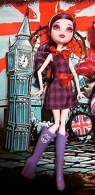Monster High Ghoulebrities in Londoom New Elissabat Loose Global Shipping