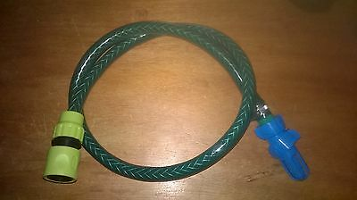 Waterbed Filling and Draining Adaptor with short hose. - FREE POSTAGE