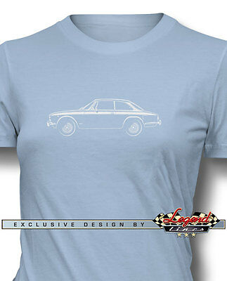 Alfa Romeo Giulia Sprint GTV 1963 T-Shirt for Women - Multiple Colors and Sizes