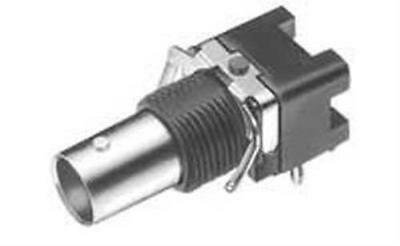 Te Connectivity / Amp 5414651-3 Rf/Coaxial, Bnc Jack, R/A, 50 Ohm, Solder