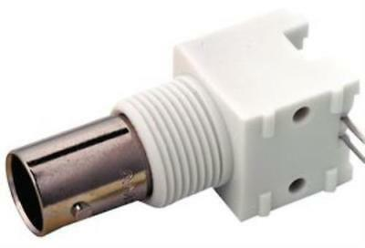 Te Connectivity / Amp 5226990-1 Rf/Coaxial, Bnc Jack, R/A, 50 Ohm, Solder
