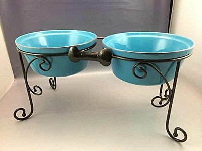 NEW Sparks Pet Stand (Large  blue)