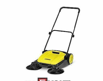 Karcher S650 Garden Push Sweeper Clean up to five times faster GENUINE NEW