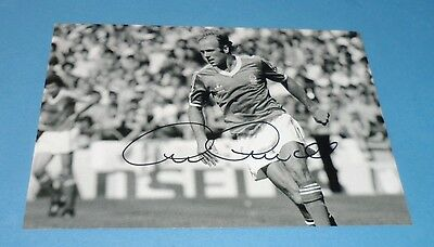 ARCHIE GEMMILL GENUINE HAND SIGNED AUTOGRAPH 6x4 PHOTO NOTTINGHAM FOREST + COA