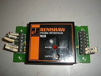 Renishaw Probe Interface M18