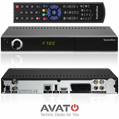 Technisat Technistar K1 DVB-C digitaler Kabel Receiver Full HD HDMI USB PVR CI+