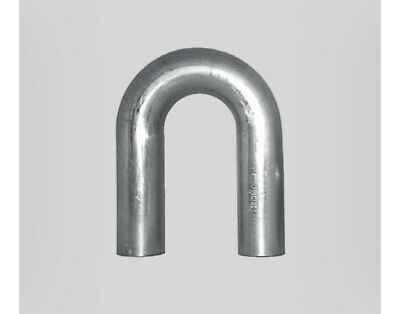 "Mandrel Mild Steel Exhaust 180° Bends - O.D: 1 5/8"" (41.2mm)"