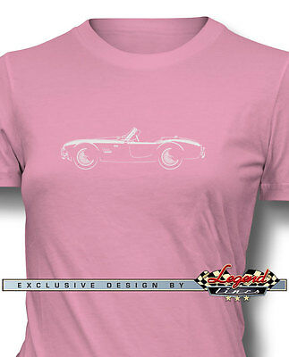 1964 AC Shelby Cobra 289 FIA T-Shirt for Women - Multiple Colors and Sizes