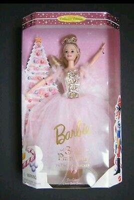 BARBIE as The Sugar Plum Fairy in the Nutcracker. Collector Edition 1996. MINT
