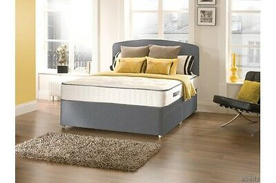 Sealy Jubilee Ortho Divan with Firm feel - All sizes - Free Delivery