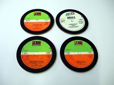ACDC Singles Collection 45 Great New Drinks COASTER Set