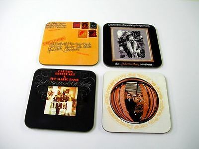 Captain Beefheart Album Cover COASTER Set #1