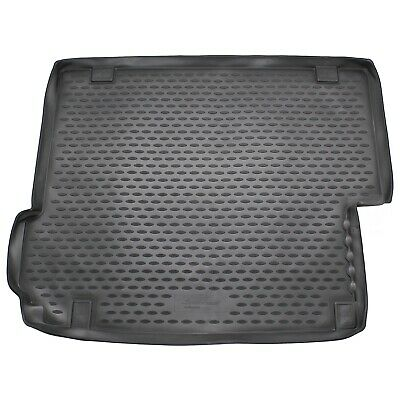 BMW X3 F25 10-16 Rubber Boot Liner Tailored Fitted Black Floor Mat Protector Dog