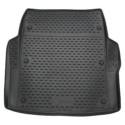 BMW 3 Series F30 12-16 Rubber Boot Liner Tailored Fitted Black Floor Protector
