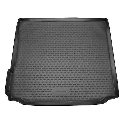 BMW X5 F15 13-17 Rubber Boot Liner Tailored Fitted Black Floor Mat Protector Dog