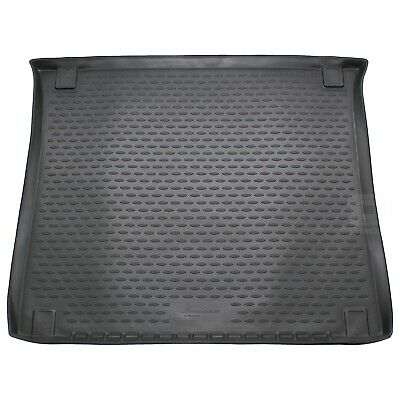 Jeep Grand Cherokee Mk.4 WK2 10-16 Rubber Boot Liner Tailored Fitted Black Tray