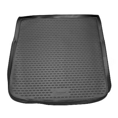 Vauxhall Insignia Hatchback 08-16 Rubber Boot Liner Fitted Black Floor Mat Tray