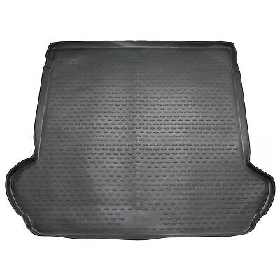 Volvo XC90 02-14 Rubber Boot Liner Tailored Fitted Black Floor Mat Protector Dog