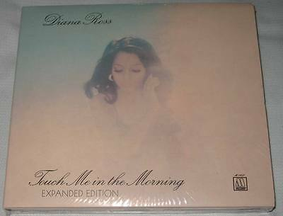 Diana Ross - Touch Me in the Morning USA Limited Edition 2 CD NEW digipak