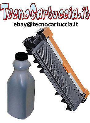 Kit di Ricarica Toner Brother MFC-L2700DW MFC L2700 D W TN-2320 TN 2320