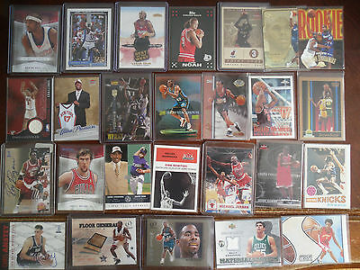 Premium Basketball Card Lot,Only RCs, Stars, Insert, Serial#, Total BV=$254 (3)